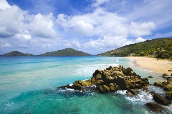 高清海滩风景