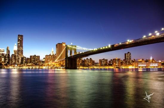 win8城市风景《走进纽约》