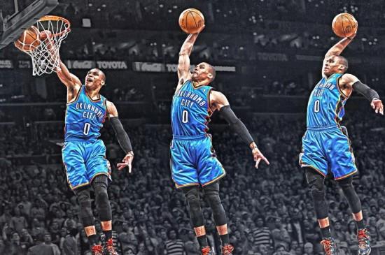 NBA篮球巨星