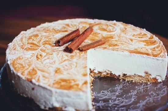 甜美诱人的蛋糕