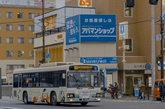 治愈的日本街道