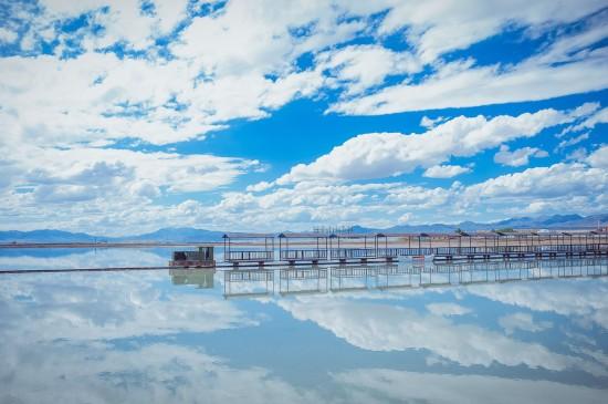 五一旅游景点盐湖