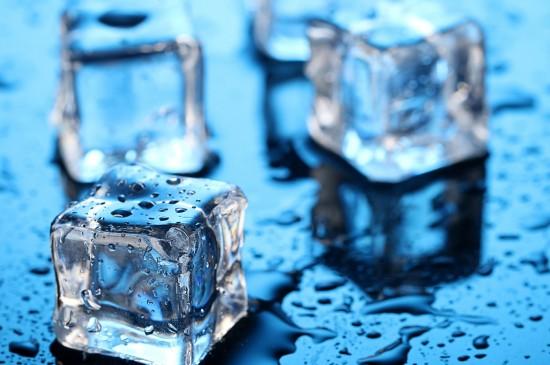 清凉的冰块