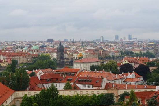 情迷布拉格建筑风光