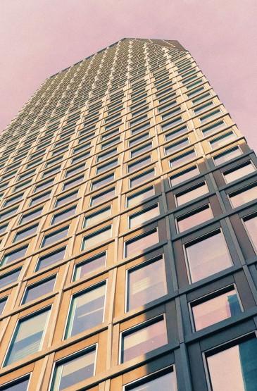 城市的建筑风光