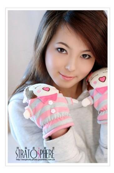 日本援交美女性感酥胸美乳私房美女人体写真图片
