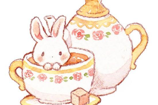软萌可爱兔子