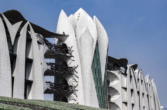 深圳玛丝菲尔大厦建筑风光