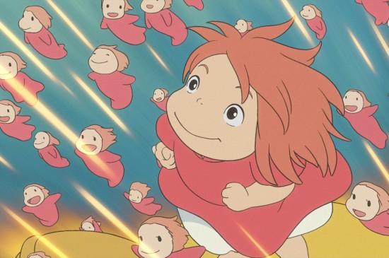 宫崎骏可爱童趣动画