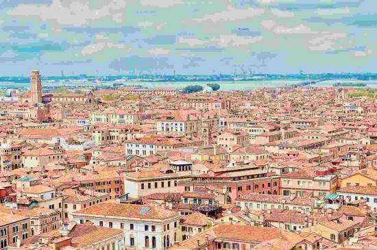 水城威尼斯唯美风光