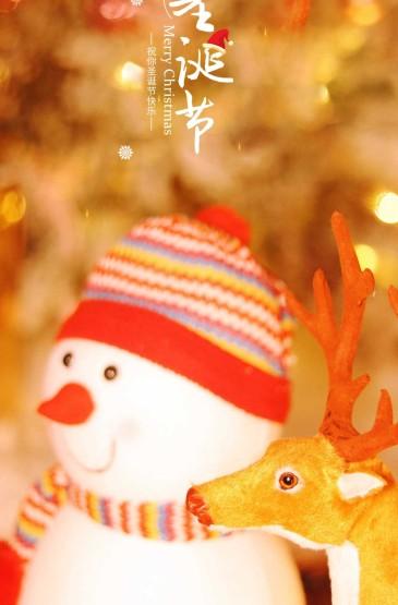 祝你圣诞快乐朋友圈配图