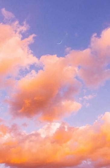 超好看的治愈系天空云彩