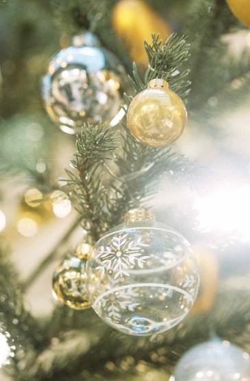 圣诞节精致优美挂饰